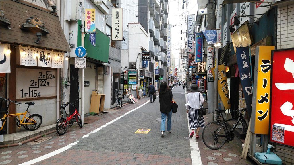 蒲田東口中央通り2