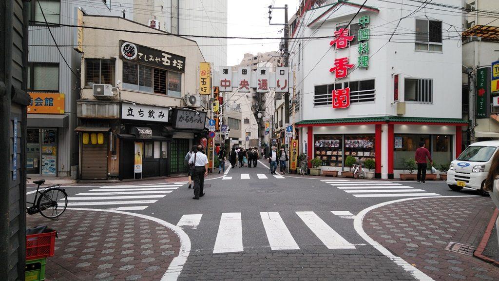 蒲田東口中央通り3