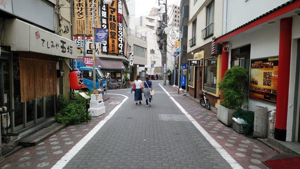 蒲田東口中央通り4