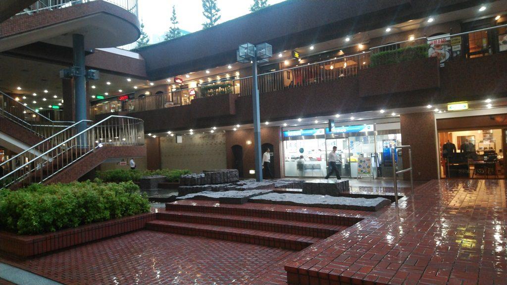 センタービル飲食店街