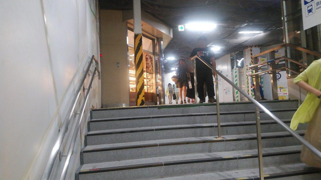 京成上野駅2