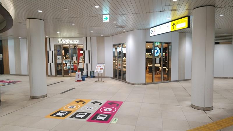新京成から日比谷線0