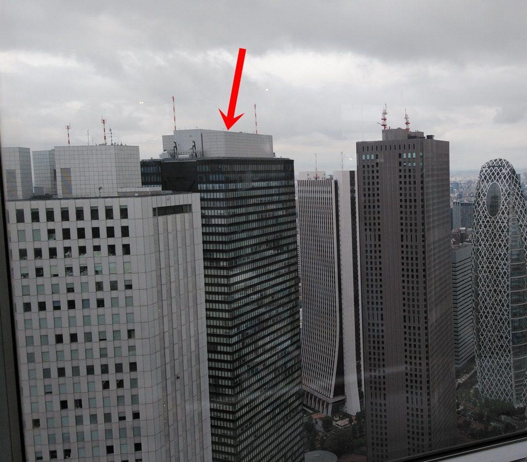 新宿三井ビル