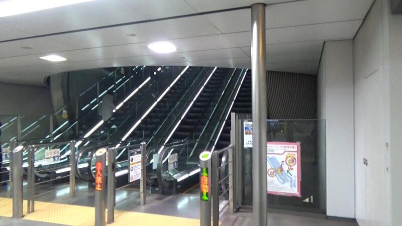 東横線から新銀座線2