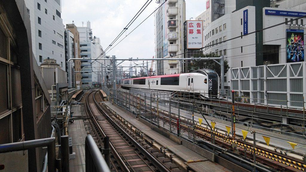渋谷駅埼京線工事2