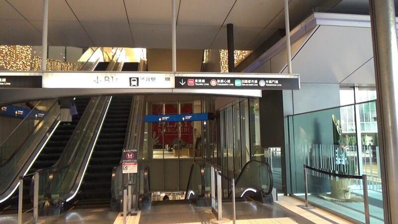 銀座線から東横線6