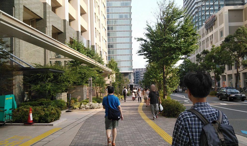 東横線から横須賀線2