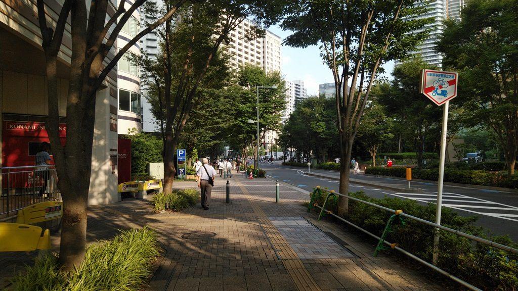 東横線から横須賀線