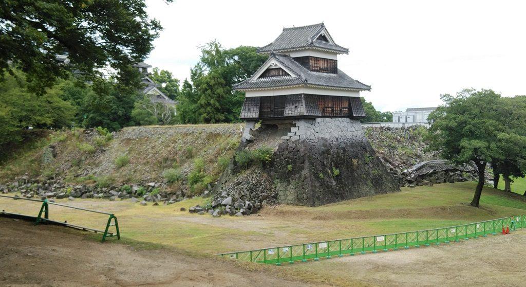 熊本城損傷1