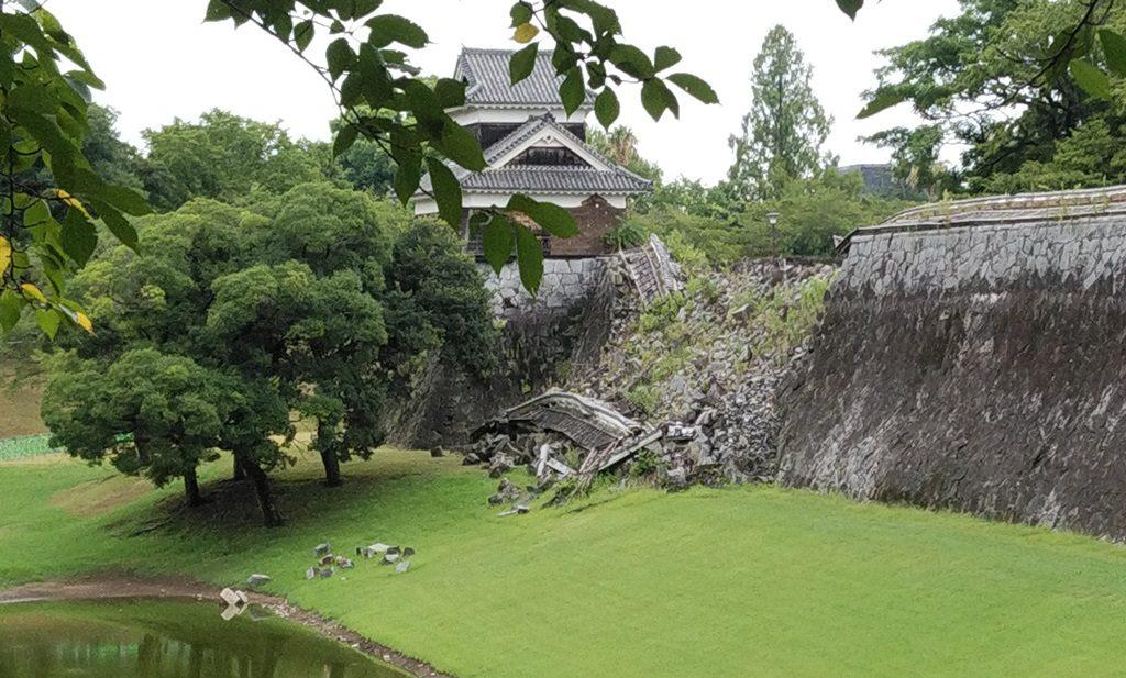 熊本城損傷2