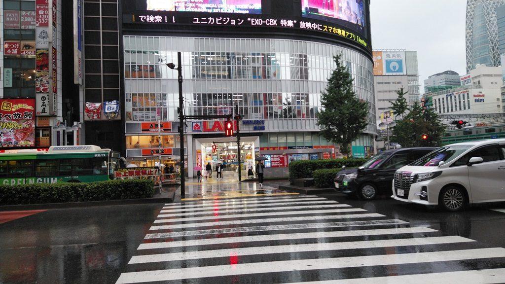 西武新宿から新宿4