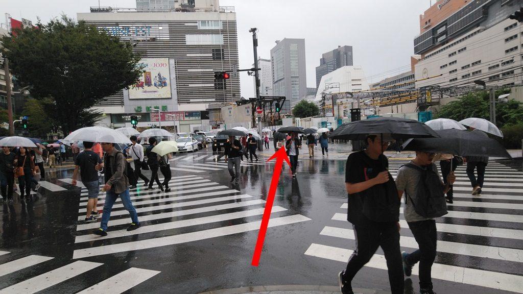 西武新宿から新宿6