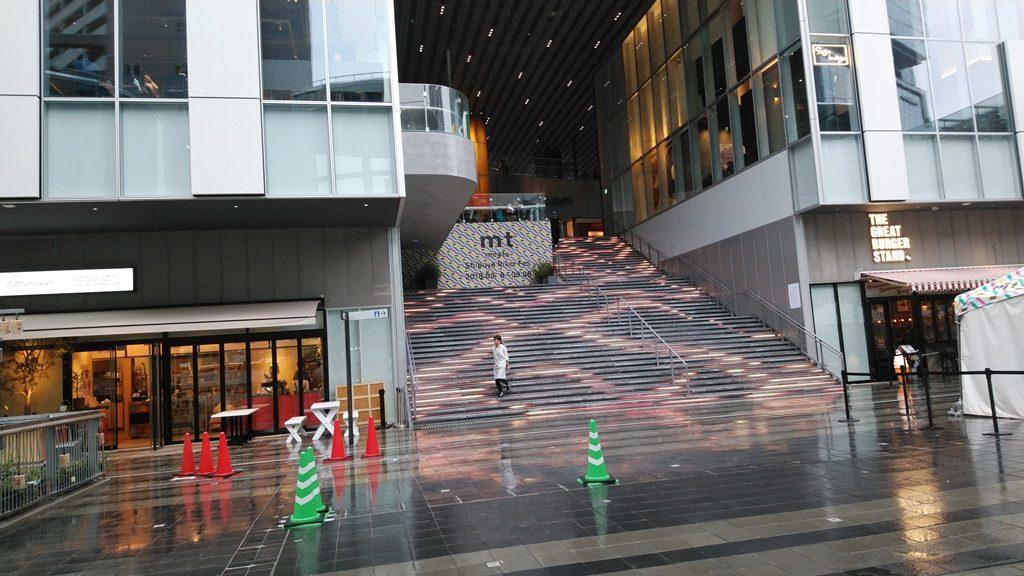 渋谷ストリーム入口