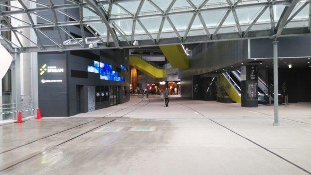 渋谷ストリーム2階入口