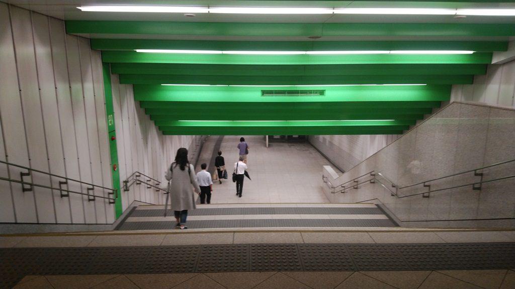 西新宿から都庁3