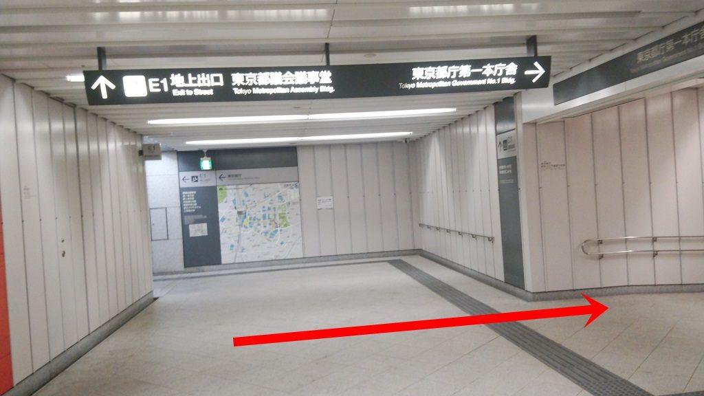 西新宿から都庁7