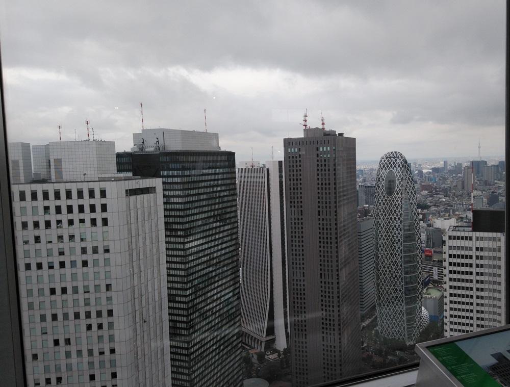 高層ビルの面々