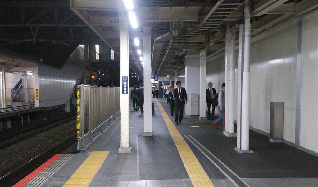 南武線から横須賀線3