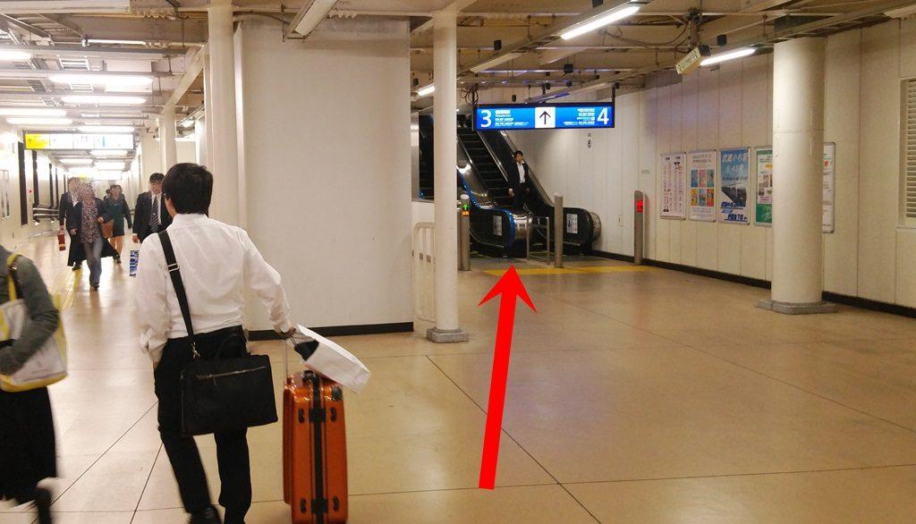南武線から横須賀線6