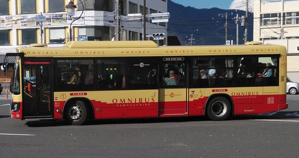 河口湖周遊バス