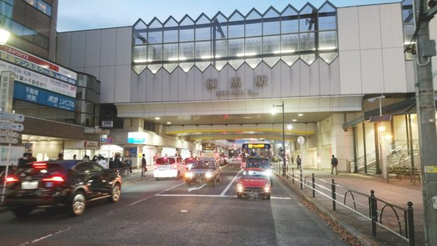 練馬駅外観