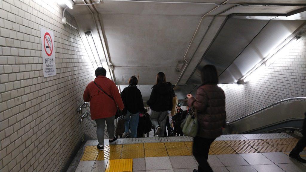 有楽町線から千代田線5