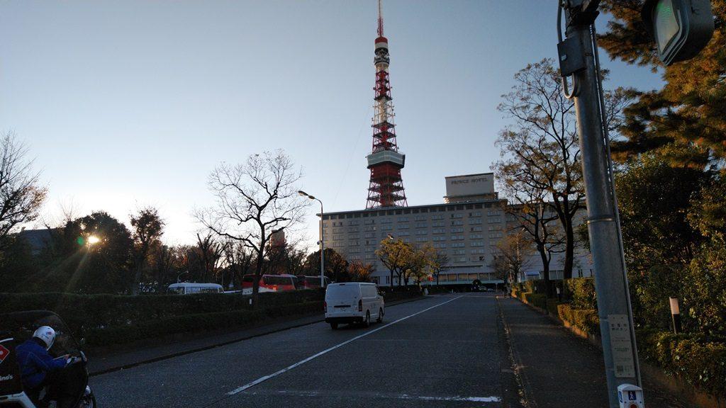 東京プリンス
