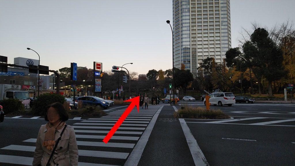 赤羽橋から東京タワー5