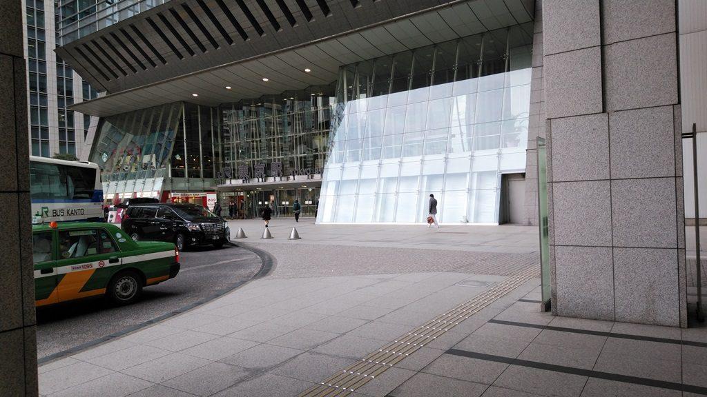 日本橋口東海道新幹線へ1