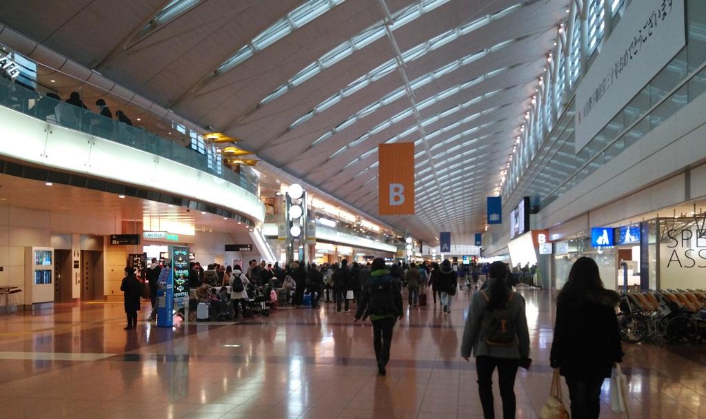 京急から第2ターミナル6