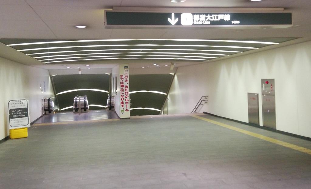 千駄ヶ谷から国立競技場駅4
