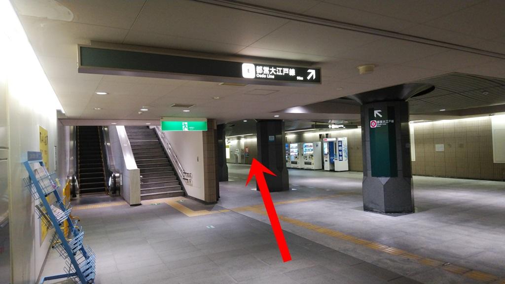 千駄ヶ谷から国立競技場駅5