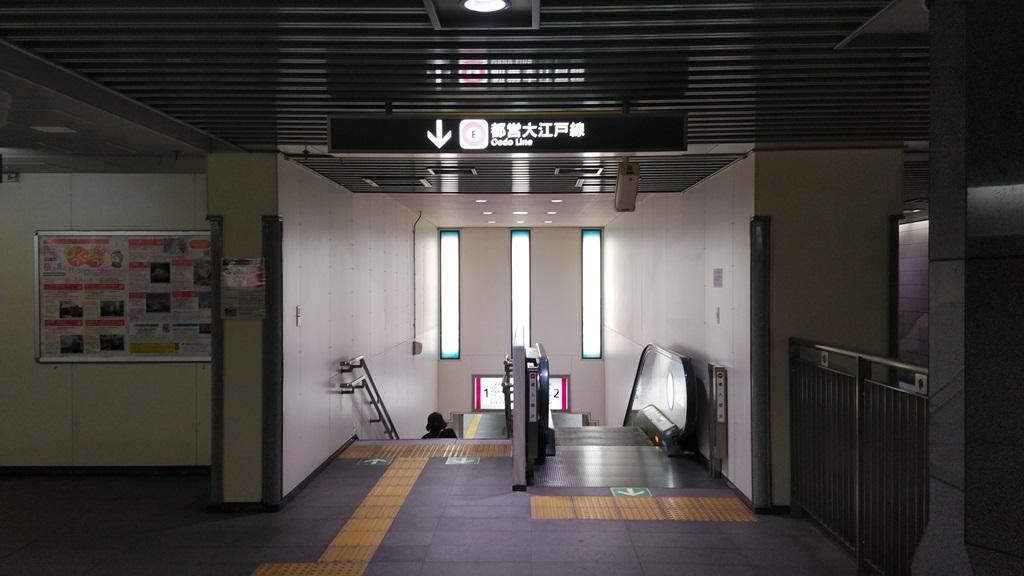 千駄ヶ谷から国立競技場駅7