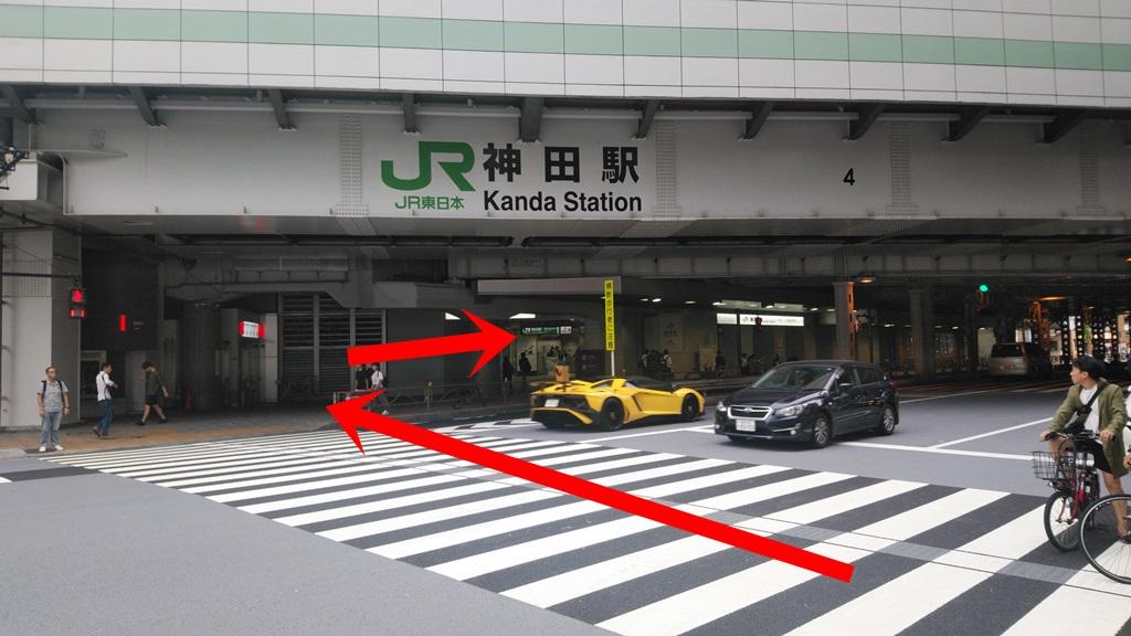 新日本橋から神田7