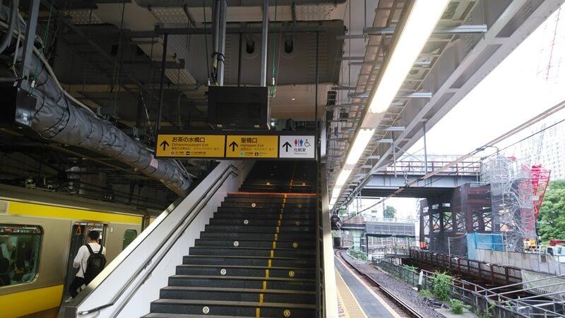 新JRから千代田線1