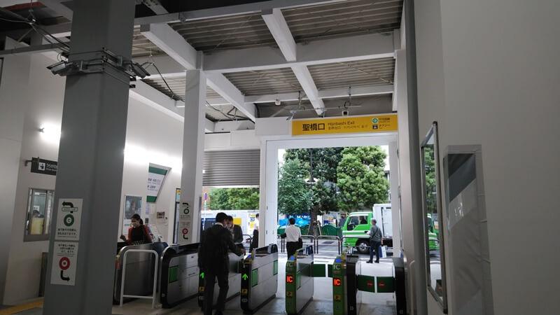 新JRから千代田線2