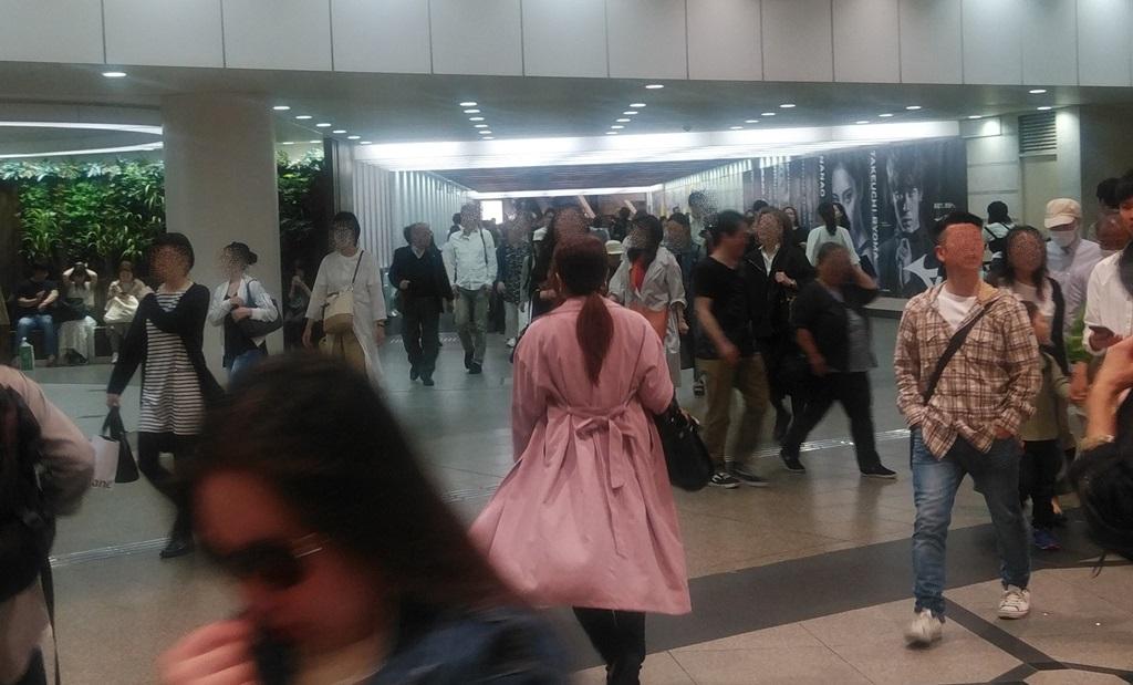 阪神から阪急6