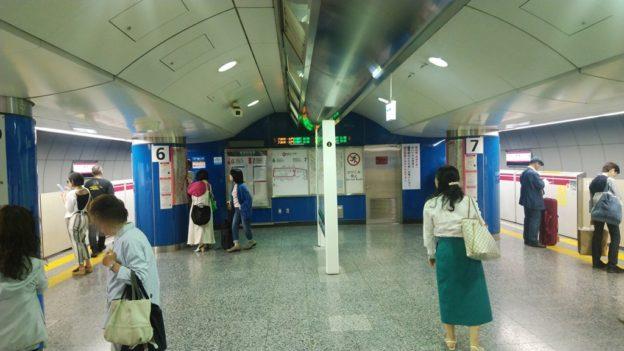 京王新線から大江戸線4