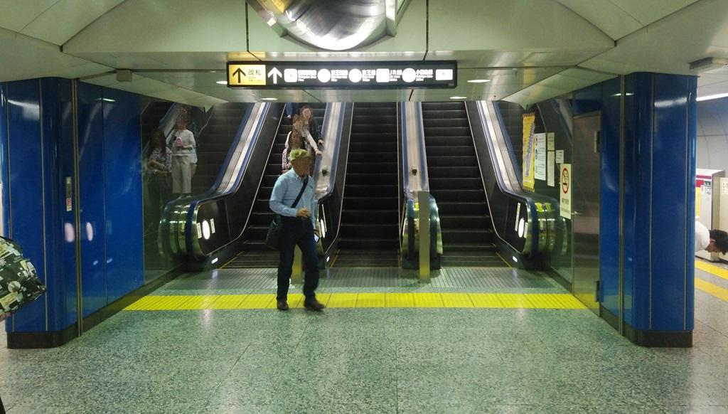 大江戸線から京王新線1