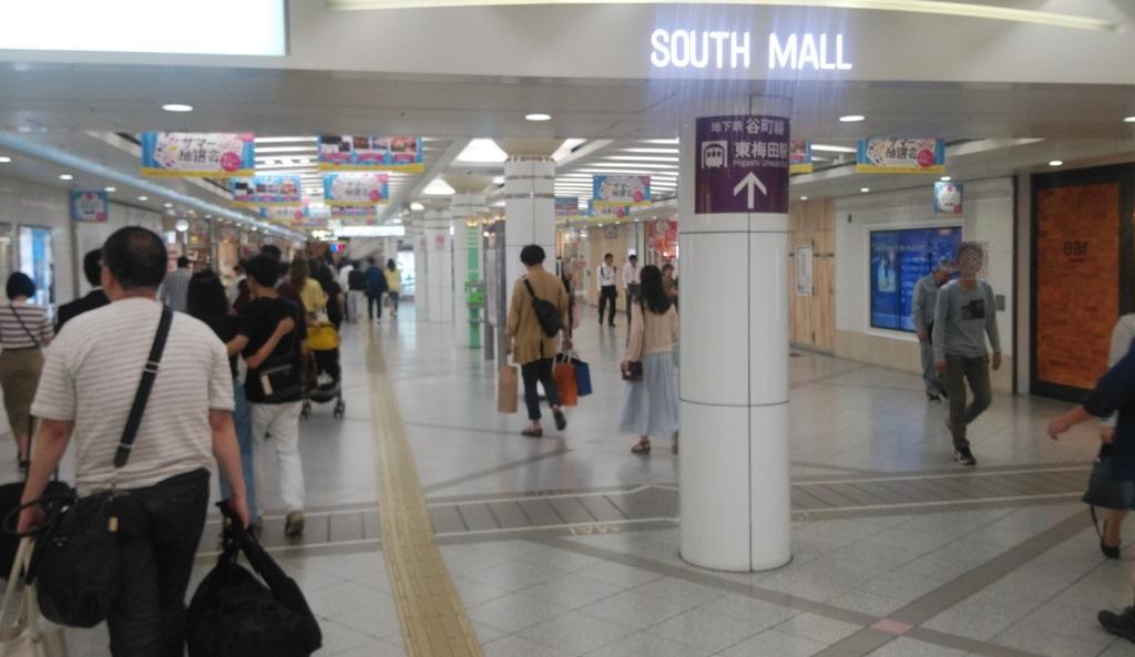 阪神から東梅田3