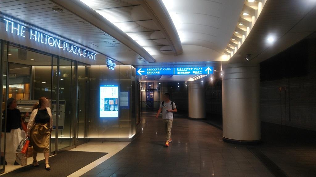 阪神から西梅田6