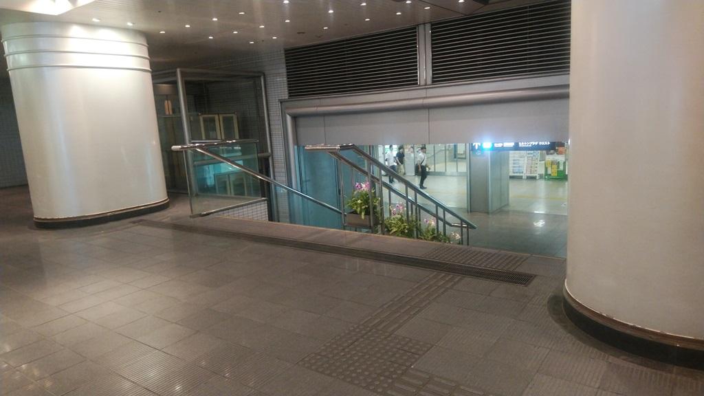 阪神から西梅田7