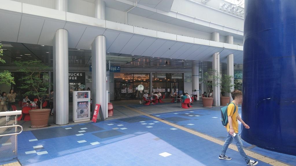 バスターミナルから東山線4