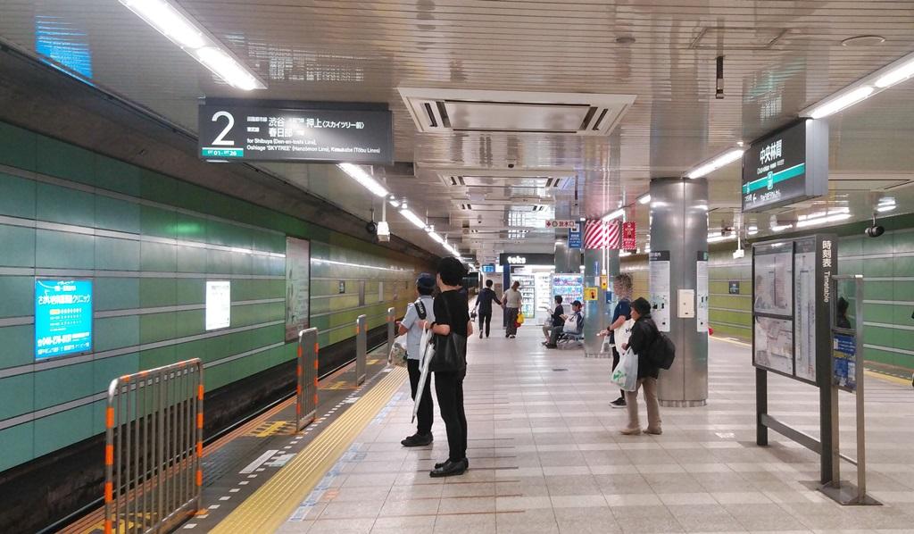 小田急から東急7