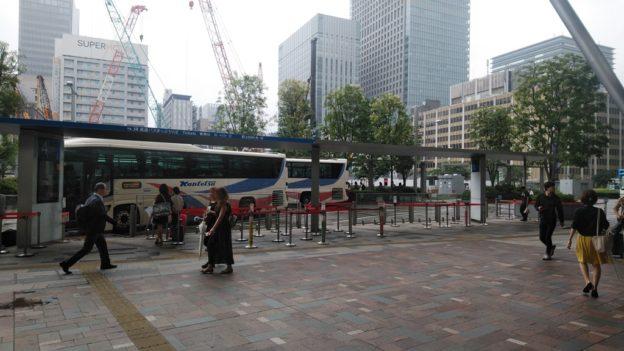東京駅高速バスターミナル