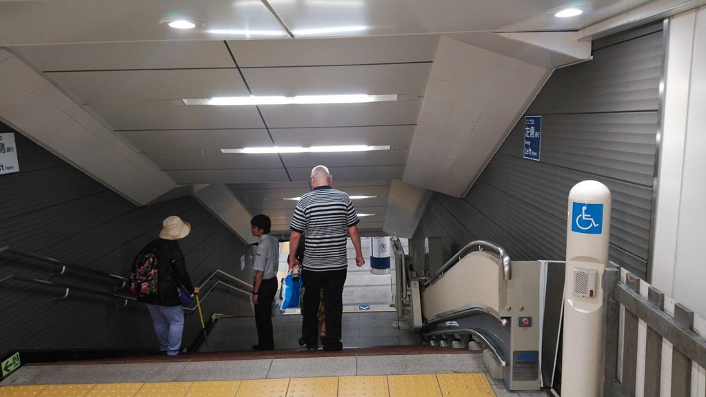 スカイツリーラインから銀座線6