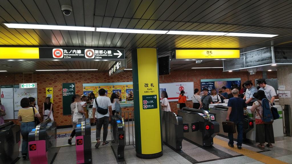 都営新宿線から副都心線2