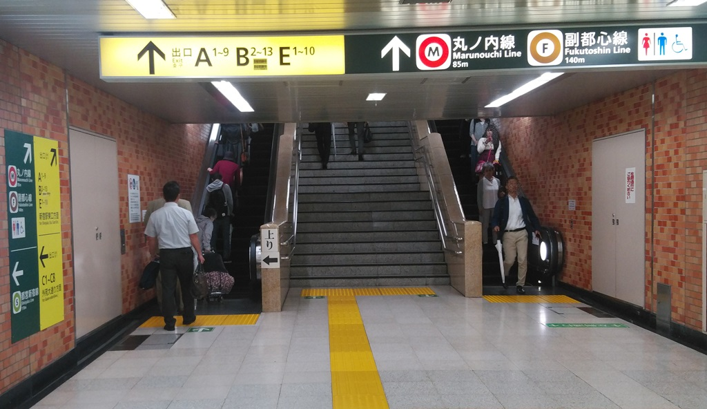 都営新宿線から副都心線4