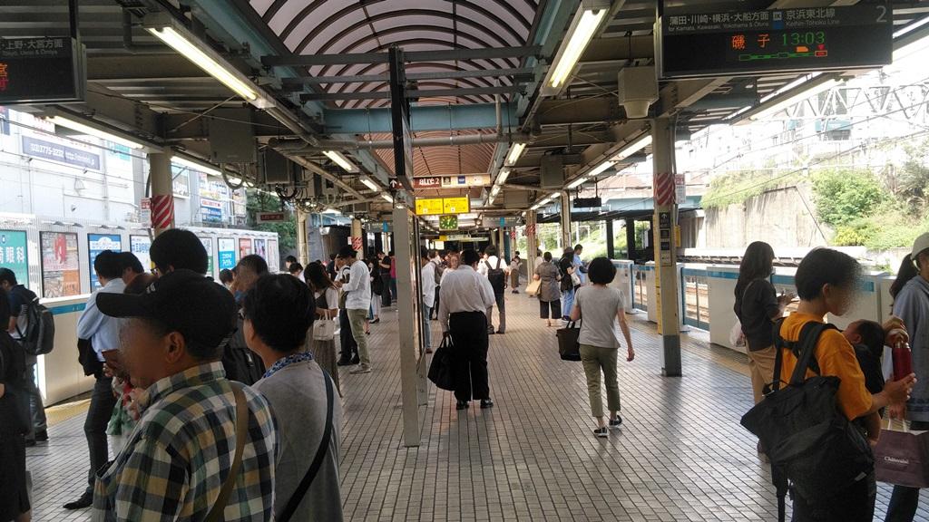 りんかい線から京浜東北線14