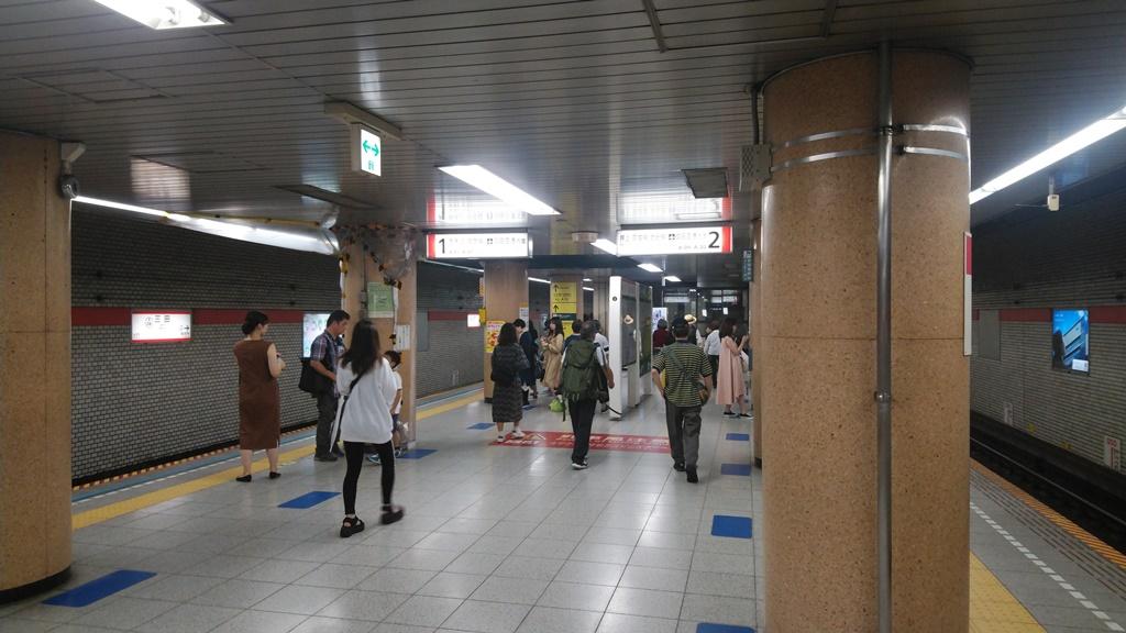 三田線から浅草線5